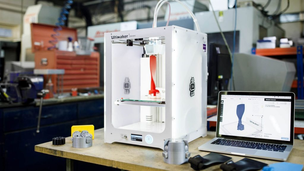 3D printing applications Ultimaker