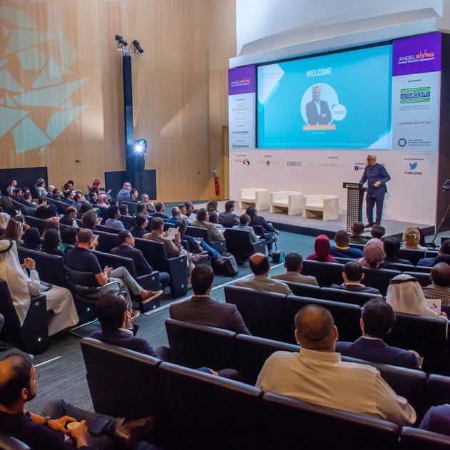 people attending fifth session of the investors education forum